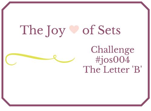 The Joy of Sets challengeB